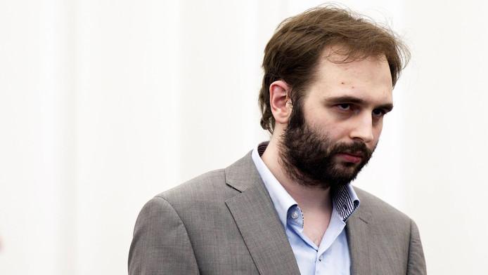 Kim De Gelder, aujourd'hui âgé de 30 ans, a été condamné en 2013 à la perpétuité pour le meurtre de quatre personnes, dont deux bébés.