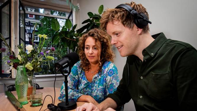 Lex Uiting en vriendin Susan maakten podcast over ziekteproces: 'Bloter dan dit kan ik me niet geven'