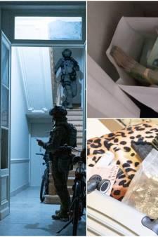 Trafic de drogue: la police dévoile les images d'une opération hors norme