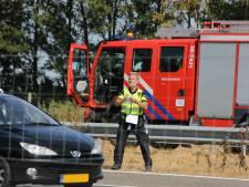Onbeschofte bestuurders hinderen hulpverleners bij dodelijk ongeluk op A58: 'Respectloos'