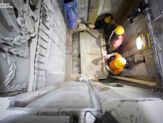Fascinerend: graftombe van Jezus voor het eerst blootgelegd