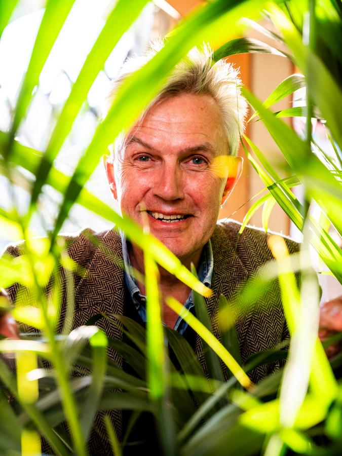 Bioloog Arjen Mulder: ,,Elke plant is een architectonisch hoogstandje.''