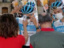 Meteen tumult in Burgos: Movistar wilde Israel Start-Up laten vertrekken na coronageval