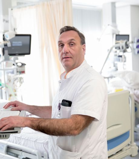 Arts op de ic doet verslag: 'Mijn temperatuur en hartslag gingen omhoog'