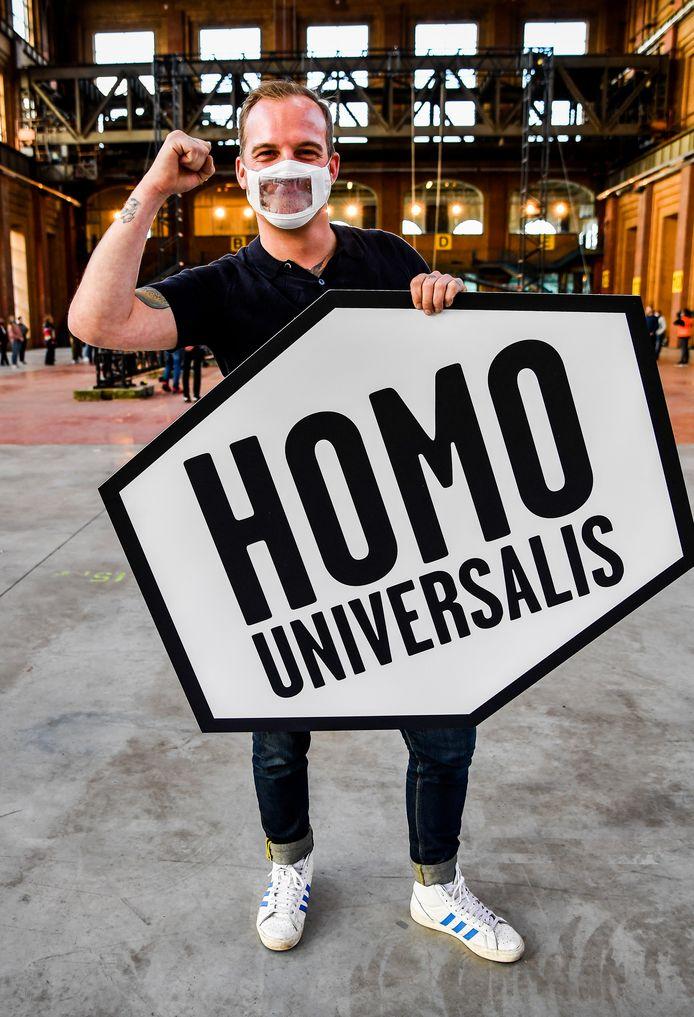 Cipier Preben uit Gent is de derde 'Homo Universalis'.