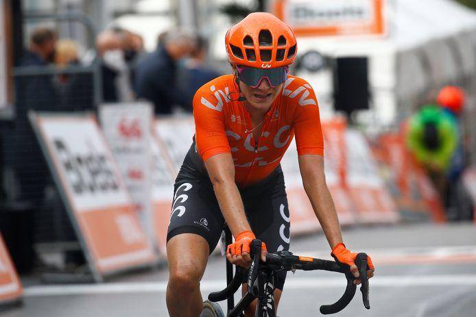 Marianne Vos moet de Ronde van Vlaanderen laten schieten.