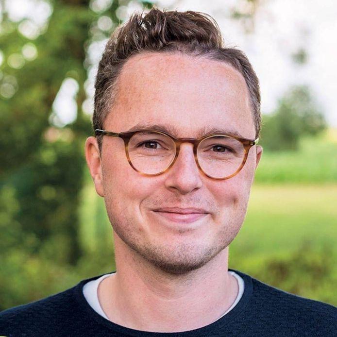 Luc De Cleir is de nieuwe voorzitter van Groen Stekene.