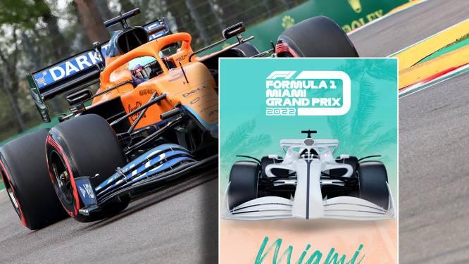 """Formule 1 trekt tien jaar lang naar Miami: """"Een geweldige mijlpaal"""""""