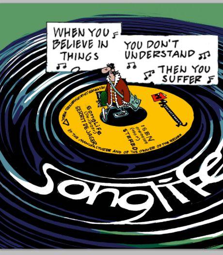 Muzikale herinnering in beeld: 'Door deze song voelde ik dat het goed kwam'
