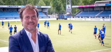 FC Eindhoven langer door met Marc Scheepers als technisch manager
