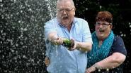 Lottowinnaars die recordbedrag van 161 miljoen pond wonnen, gaan na meer dan 30 jaar huwelijk scheiden