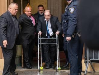 Weinstein bereikt voorlopige minnelijke schikking van 25 miljoen dollar met zijn vermeende slachtoffers