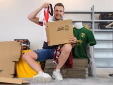 Voetbalshirt kopen zonder te weten welke is razend populair: Twentse Stan (27) zegt z'n baan ervoor op