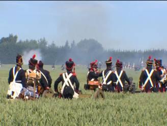 Laatste overwinning Napoleon herdacht
