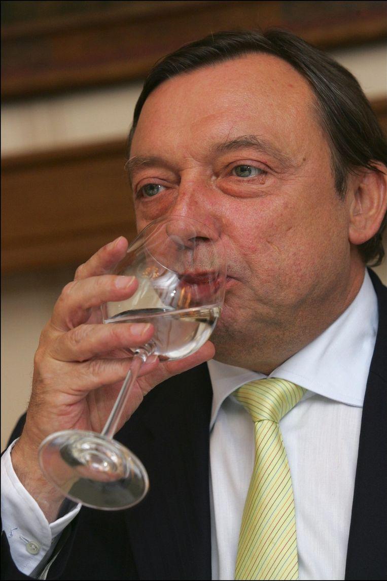 Volgens Vande Lanotte had Michel Daerden een groot probleem: zijn drankverslaving Beeld PHOTO_NEWS