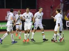 Les Red Lions ouvrent 2021 par un succès contre l'Espagne