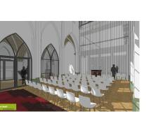 Plannen school en kerk Eerde aangepast na advies monumentencommissie