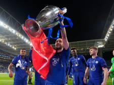 Fotoserie | Dolle vreugde bij Ziyech en Chelsea na winst Champions League, tranen bij City