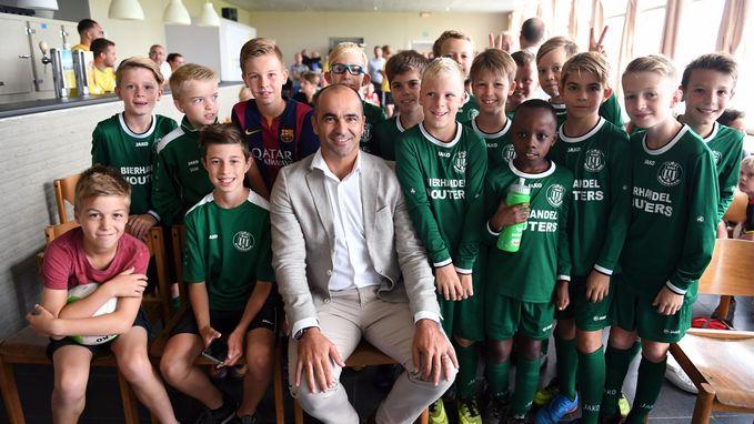 Bondscoach Rode Duivels lanceert 'Voetbal Vlaanderen'