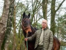 Man en paard uit Ermelo worden samen honderd jaar en vieren hun centennial
