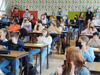 MNM roept SJI Tielt uit tot finalist Strafste School