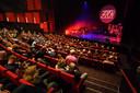 Delftse band Symphonic Rock Night met volle zaal voor coronatijd.