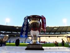 Les 16es de finale de la Coupe de Belgique reportés en février