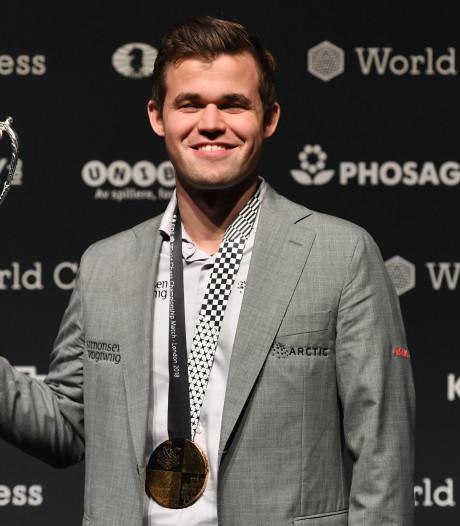 Carlsen verdedigt titel op Tata Steel Chess