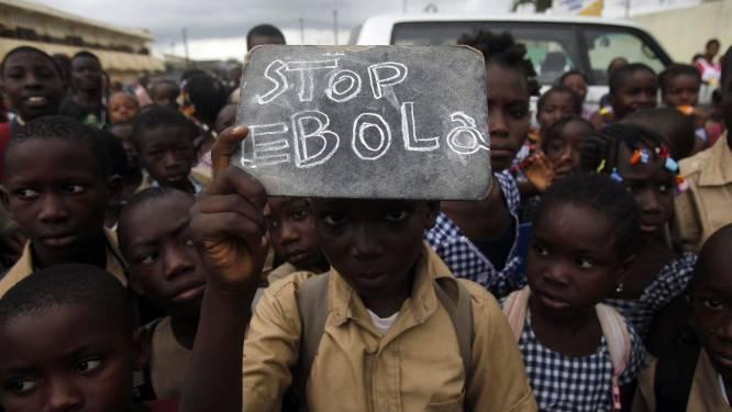 Drie landen in hart van ebola-epidemie voor het eerst voor een week lang virusvrij