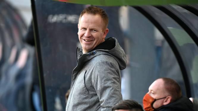 """Wouter Vrancken: """"Druijf heeft véél goesting om te spelen, Togui mag zich opmaken voor uitleenbeurt"""""""