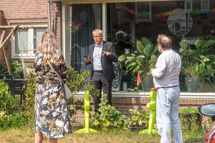 Een burenconflict in Zwolle. Foto is ter illustratie.
