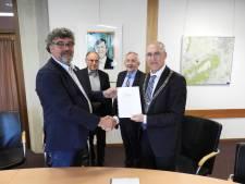 Snel voorstel gemeente over windmolens Hattemerbroek