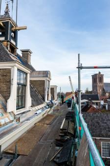 Eeuwenoud torentje van Feithenhof Elburg wordt in oude glorie hersteld