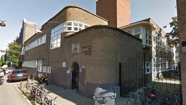 Theo Thijssenschool in de Jordaan Beeld anp