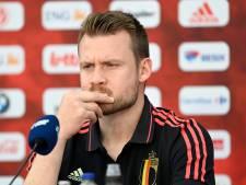 Mignolet dans les buts contre la Grèce, Hazard, Vermaelen et Witsel seront absents