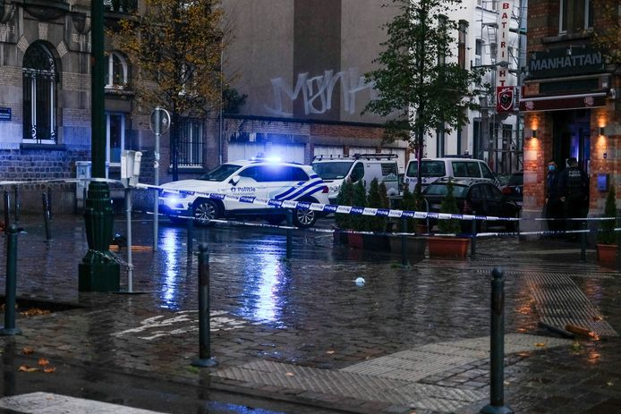 De politie onderzoekt wat er precies gebeurd is.
