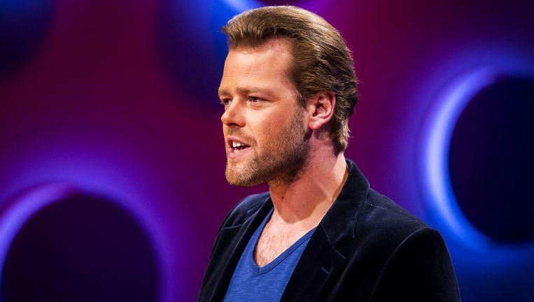 Cabaretier Martijn Koning. Beeld ANP Kippa