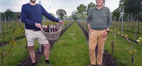 David tegen Goliath in wijnstad Nijkerk: 'Als het niet lekker is, heeft het geen zin'
