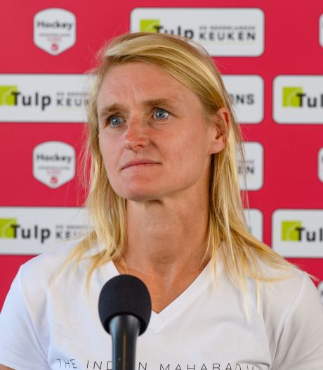 Ook onder een nieuwe coach gaat het de vrouwen van Den Bosch voor de wind: 'Bloemendaal wist niet wat er gebeurde'