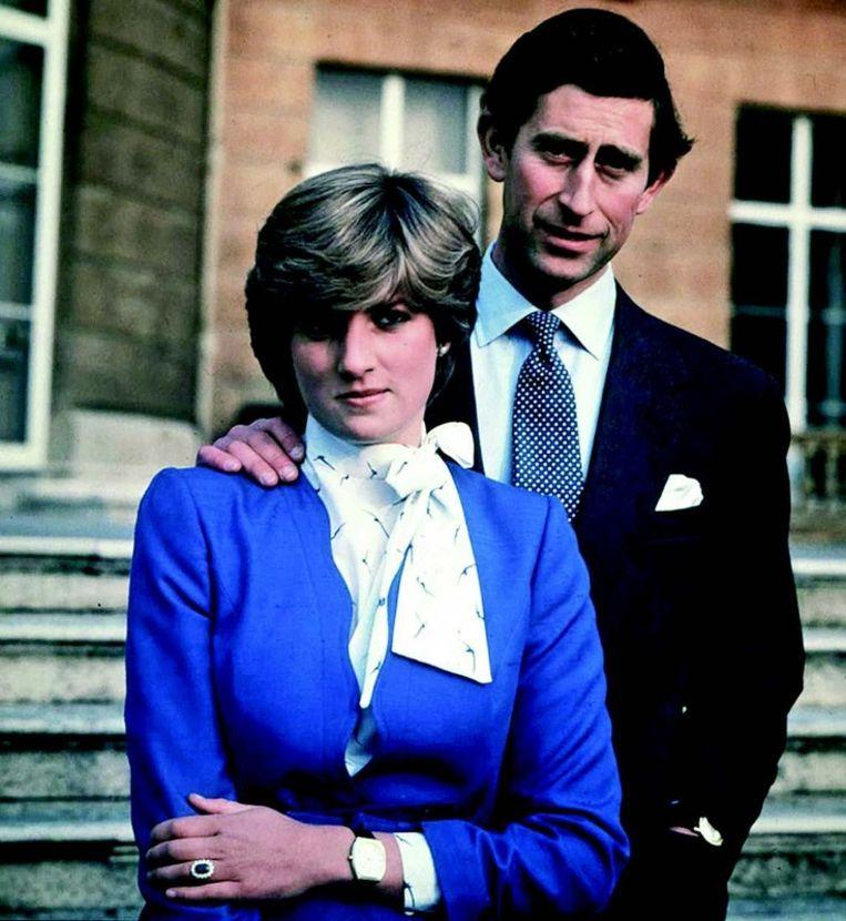 Diana en Charles kwamen er na hun huwelijk achter dat ze nauwelijks iets gemeen hadden. FOTO EPA Beeld