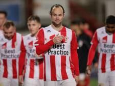 Veteraan Niels Fleuren (33) verbindt toekomst toch aan TOP Oss: 'Heel blij met deze mogelijkheid'