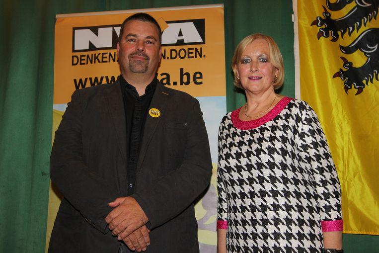 Burgemeester Vera Celis (N-VA) staat op de 32ste plaats voor het Vlaams Parlement.
