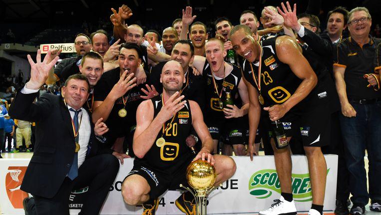 Basketbalkampioen Oostende treft onder meer het Italiaanse Varese en het Hongaarse Szombathely
