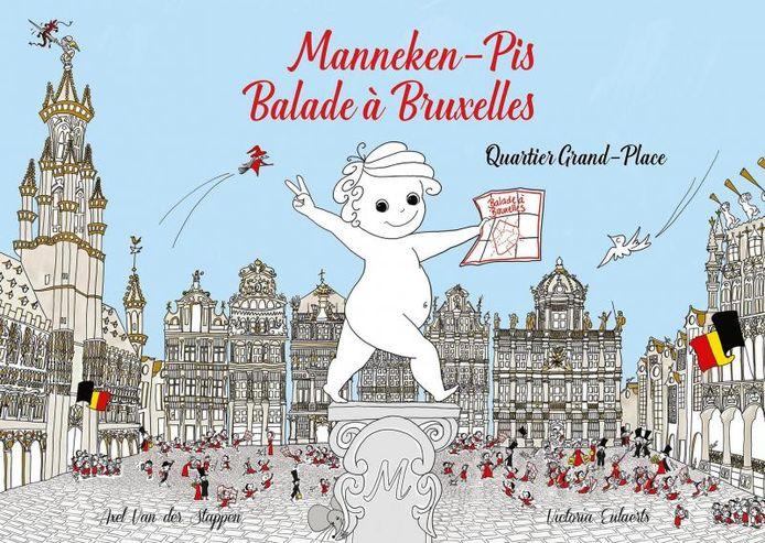 Manneken-Pis vous emmène en balade à Bruxelles.