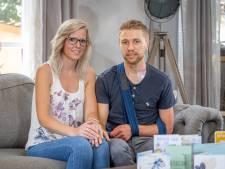 Even een ijsje halen in Hengelo wordt profrenner Maurits Lammertink uit Reutum bijna fataal: 'Er was niets meer, hij is dood'