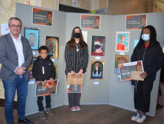 Audrey, Zoë en Issa winnen portretwedstrijd 'De Stautste Ninovieter'