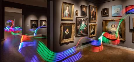 In het museum in Enschede hangt de verkeerde stilte