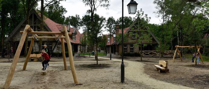 Groepsaccommodaties in Efteling Bosrijk.