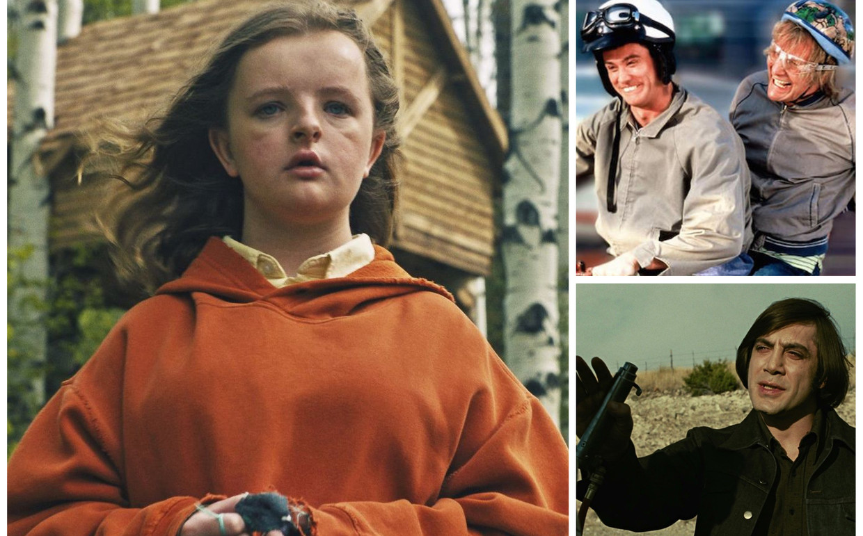 'Hereditary', 'Dumb and Dumber', 'No Country for Old Men' Beeld Netflix
