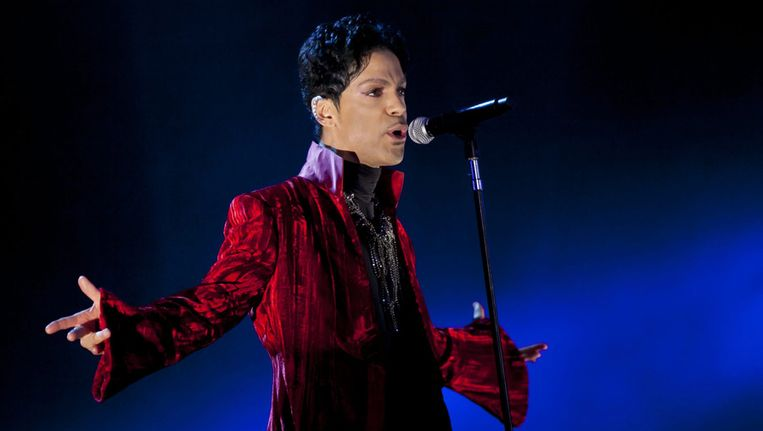Prince. Beeld AP